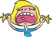 stress face