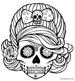 girl-skull-coloring-pages